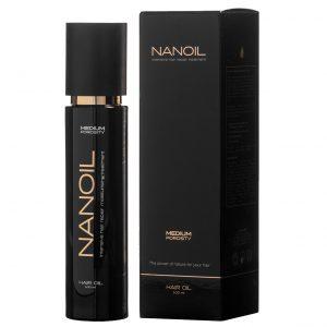 The best hairoil - Nanoil